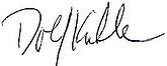 Dolf Kahle Signature
