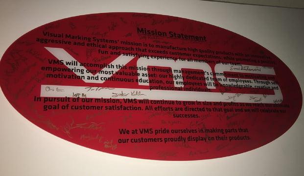 VMS Mission Statement