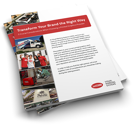 Printed Graphics Vendor Guide